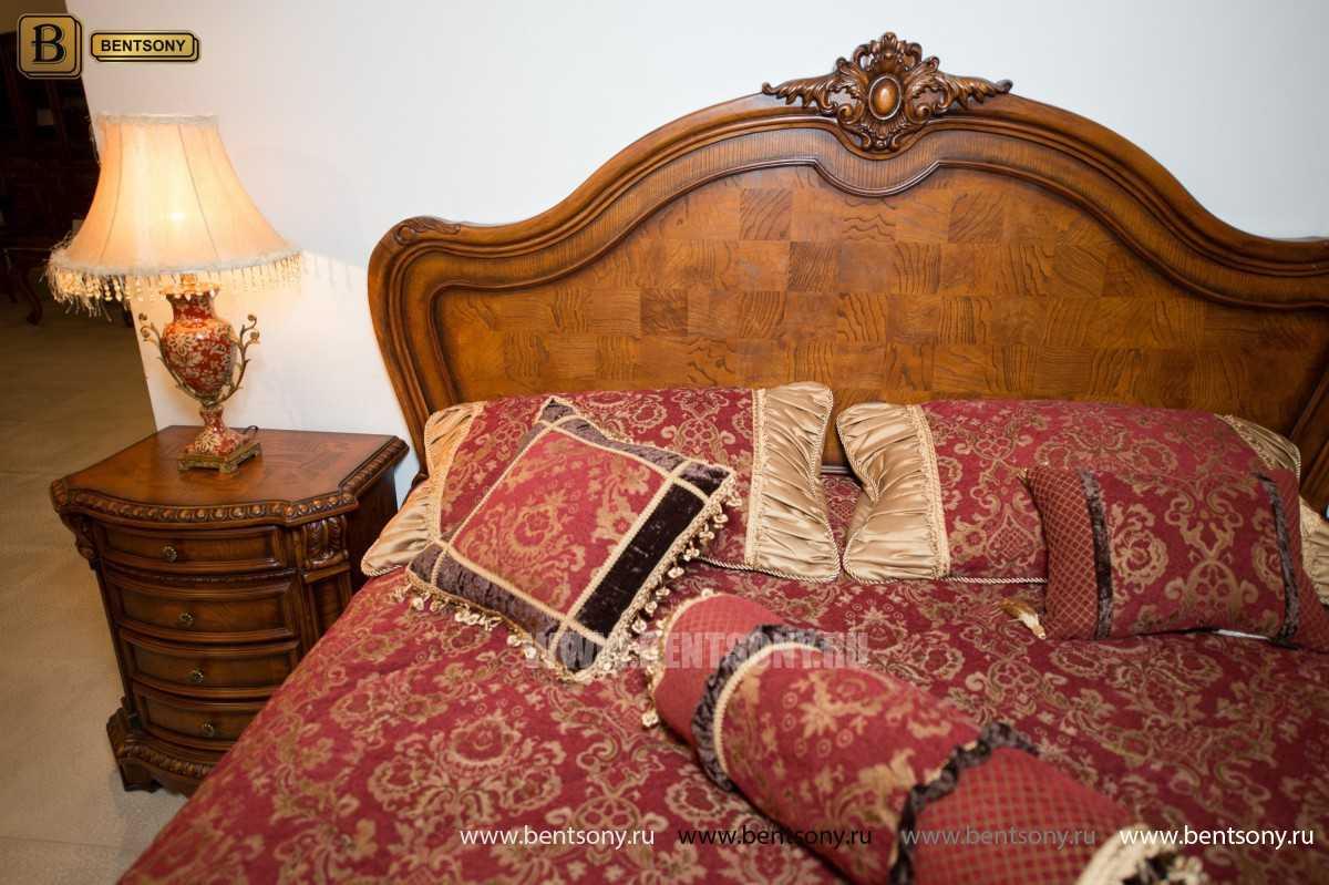 Спальня Монтана D (Классика, массив дерева) магазин Москва