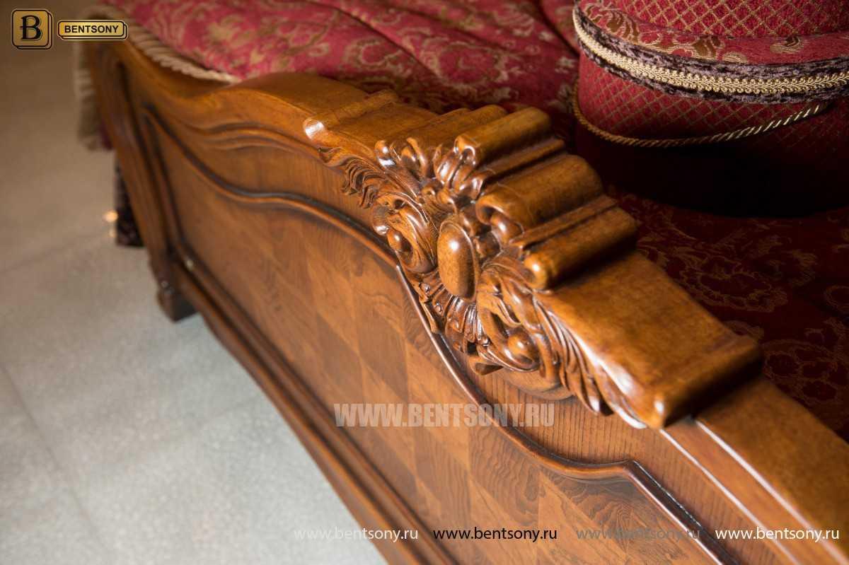 Спальня Монтана D (Классика, массив дерева) изображение