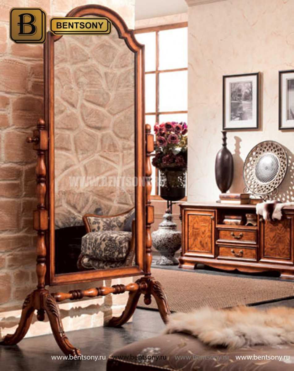 Спальня Монтана D (Классика, массив дерева) каталог мебели с ценами