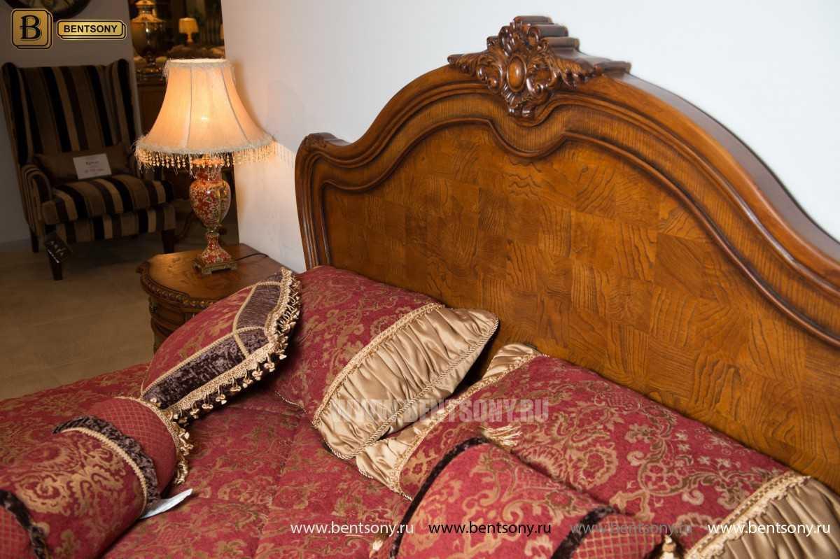 Спальня Монтана D (Классика, массив дерева) каталог