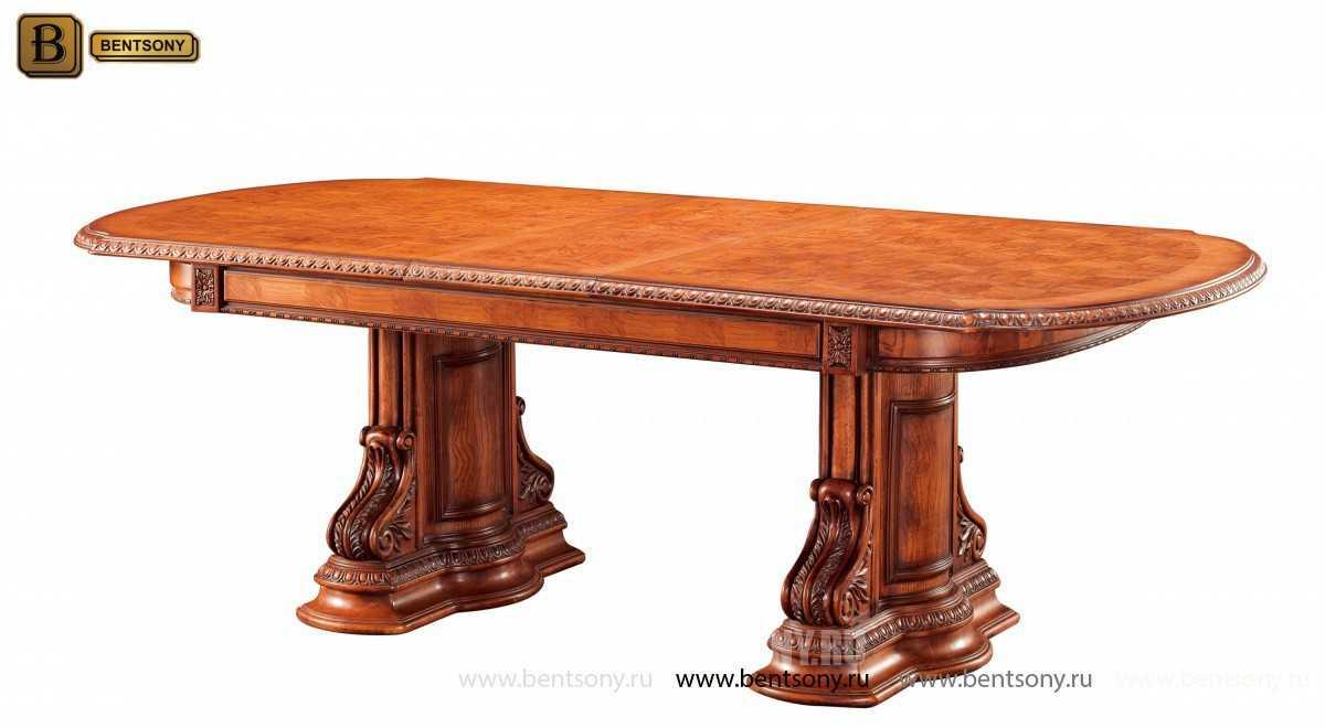 Обеденный стол Монтана (Раскладной, массив дерева) официальный сайт цены