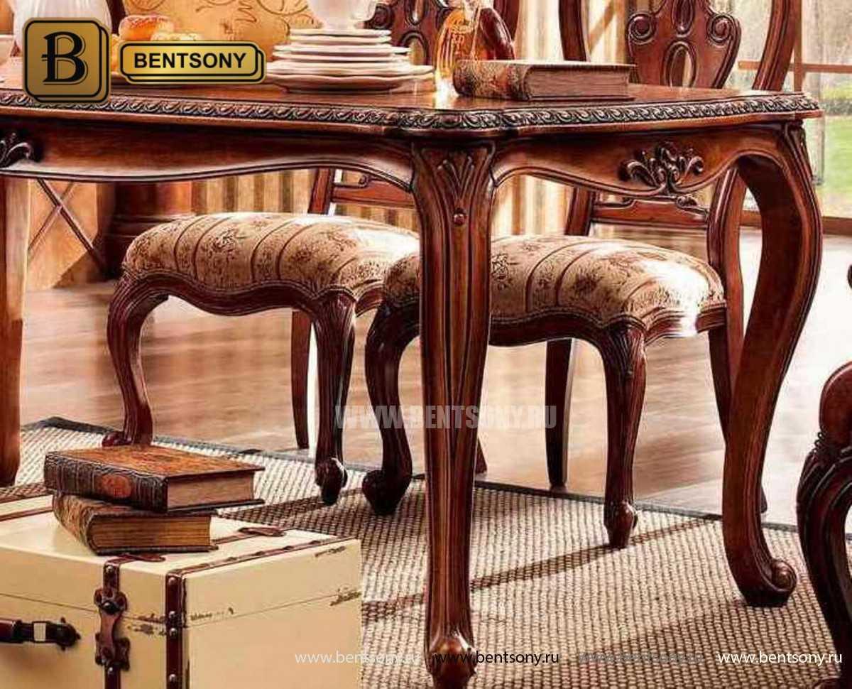 Обеденный стол Монтана (Классика, массив дерева)  каталог с ценами