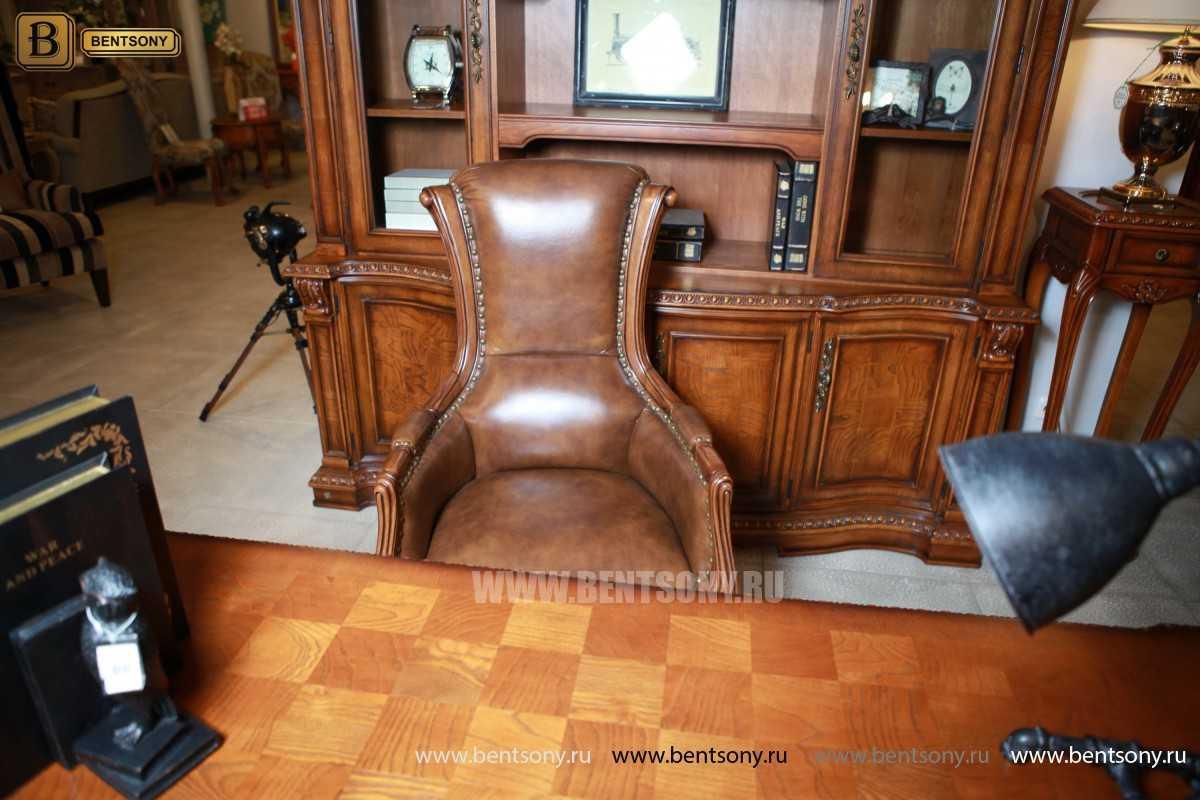 Кресло в кабинет фото Монтана М03