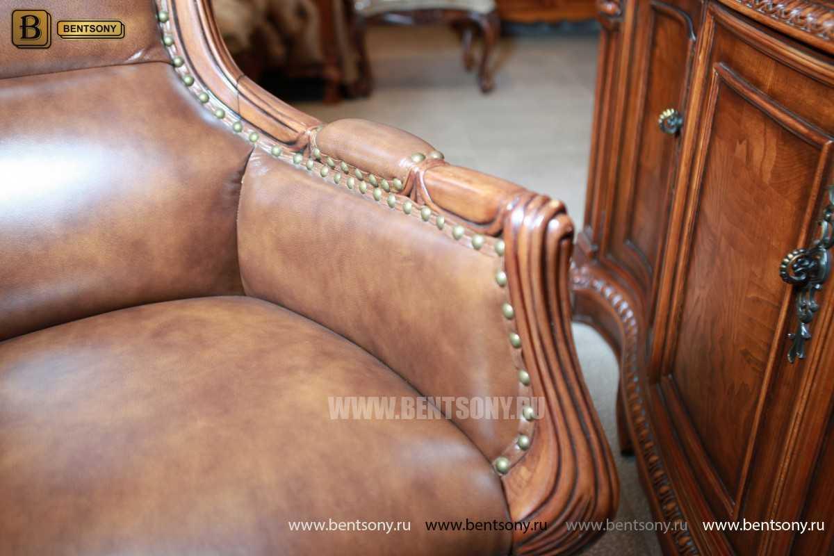 Кресло рабочего кабинета фото Монтана М03