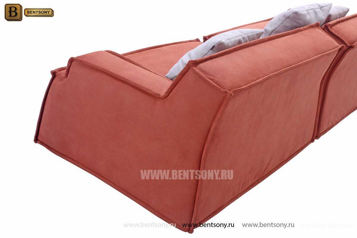 красный цвет мебель Бенцони