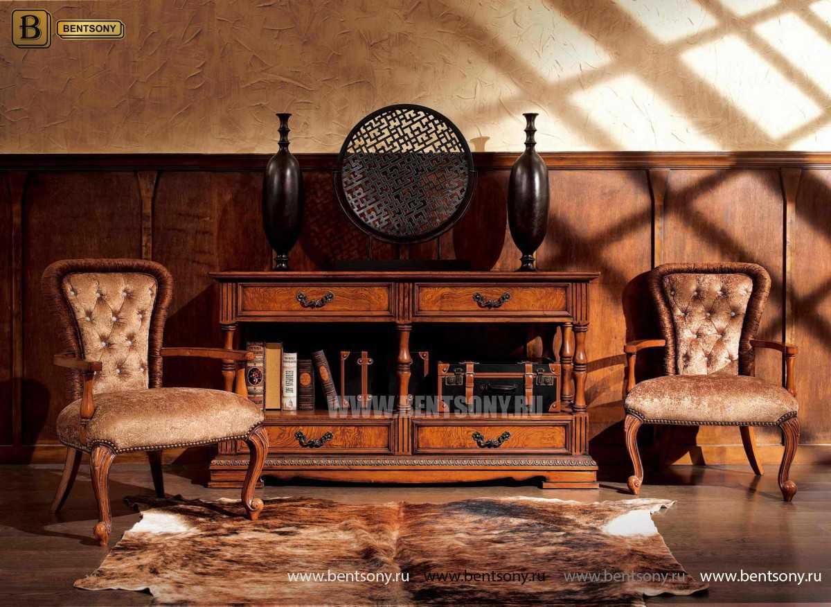 Cтоловая Монтана 03 (Классика, массив дерева) каталог мебели