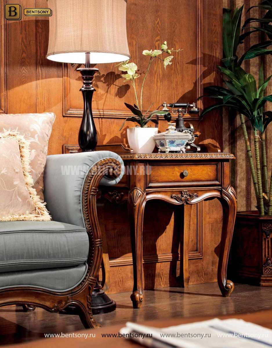 Гостиная Монтана A (Классика, велюр) каталог мебели с ценами