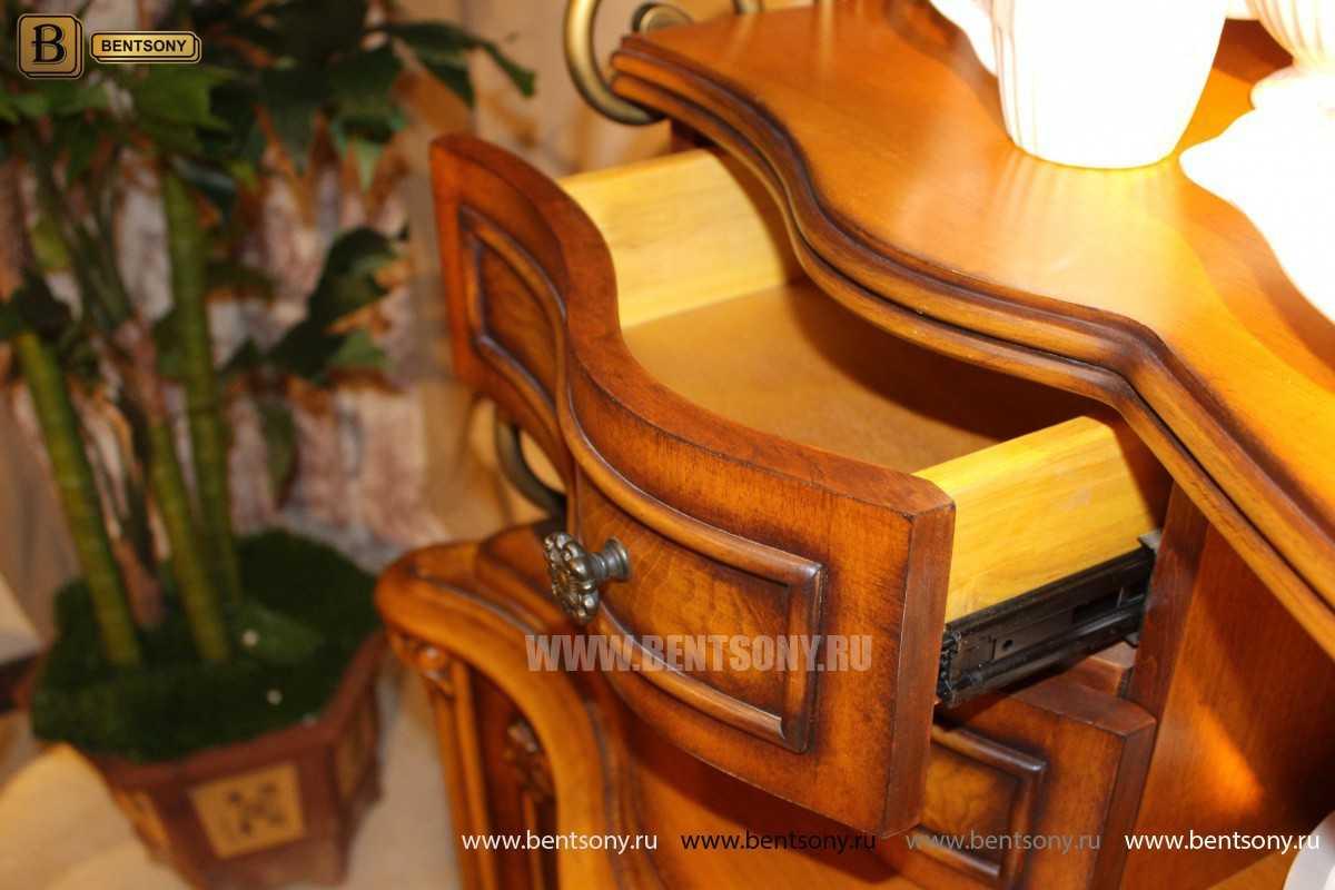 Комод с надстройкой Дакота (Витрина, Буфет)  купить в Москве