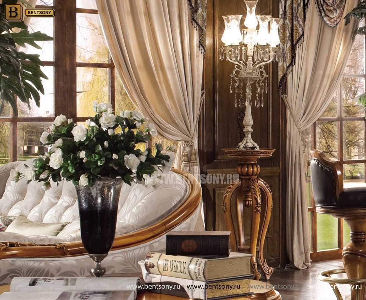 Подставка под цветы Дакота (Массив дерева) каталог мебели с ценами