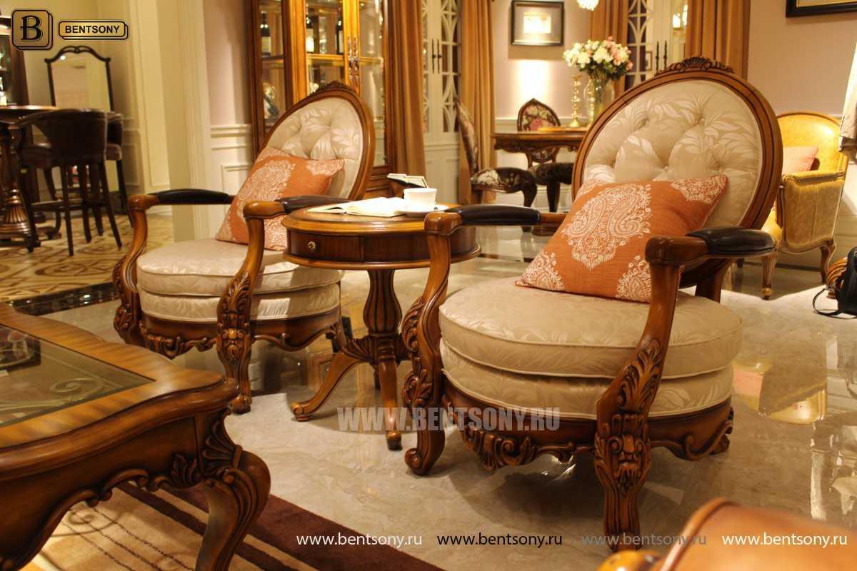 Кресло-стул Дакота А (Массив дерева) магазин Москва