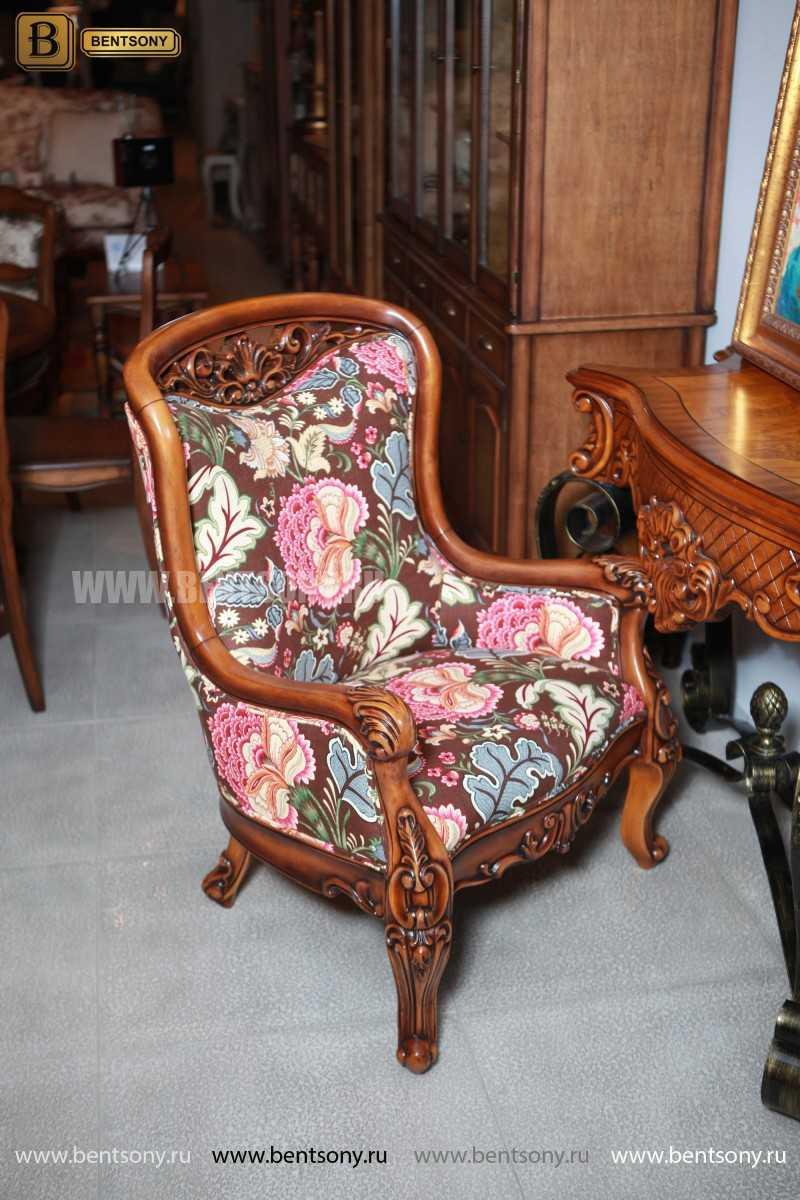 Кресло-стул Дакота В (Массив дерева) каталог с ценами