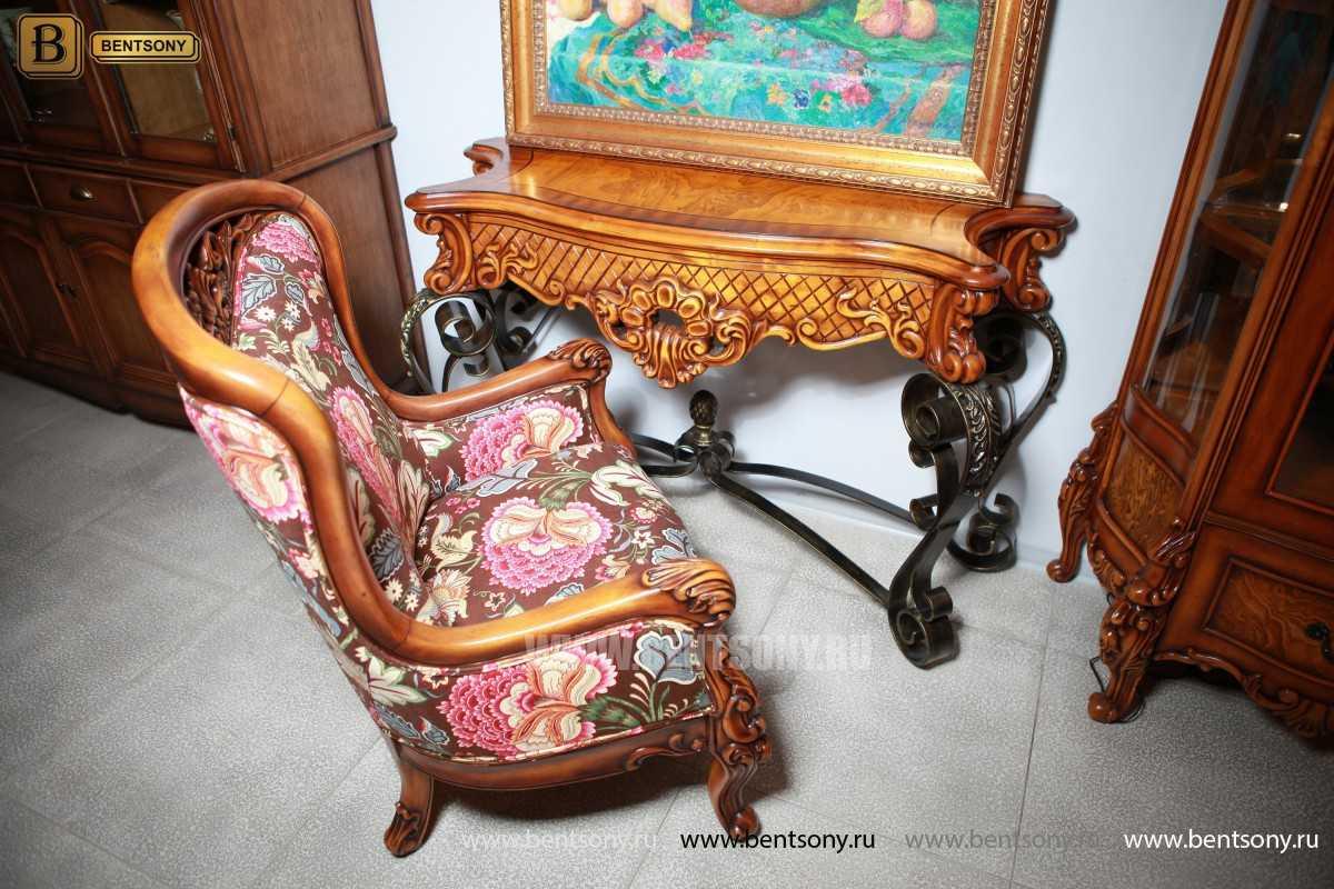 Кресло-стул Дакота В (Массив дерева) для загородного дома
