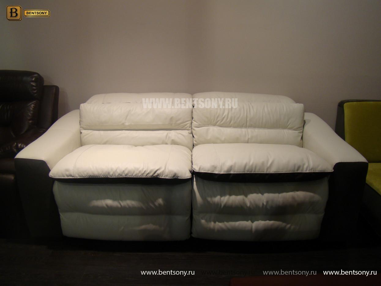 кожаная мебель диван Урбано