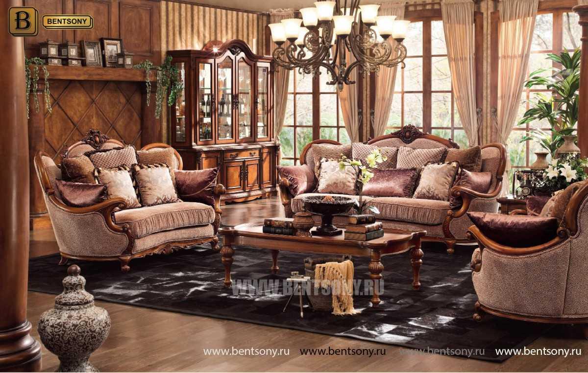 Диван двойной (Кушетка) Монтана B (Классика, ткань) каталог мебели с ценами
