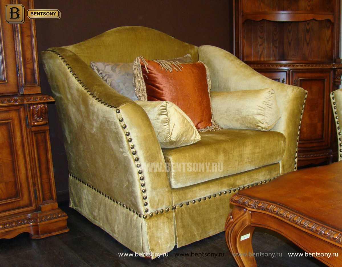 Кресло Монтана A (Классика, велюр)