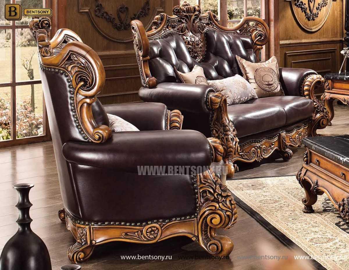 Кресло Дакота G (Натуральная Кожа) сайт цены