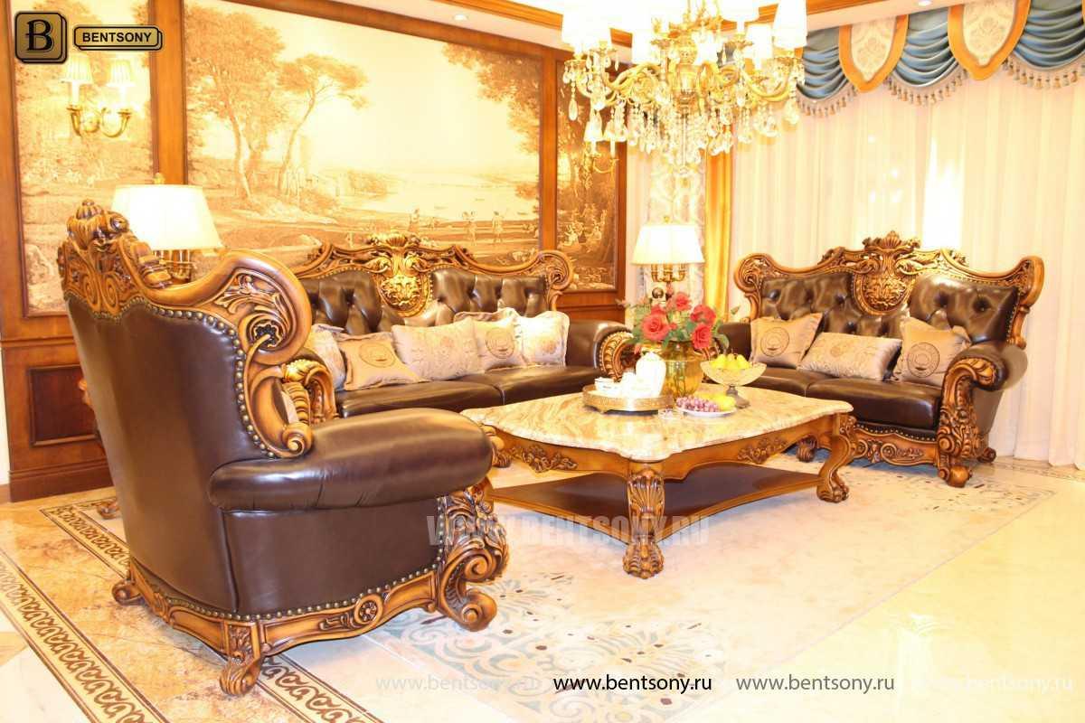 Кресло Дакота G (Натуральная Кожа) в Москве