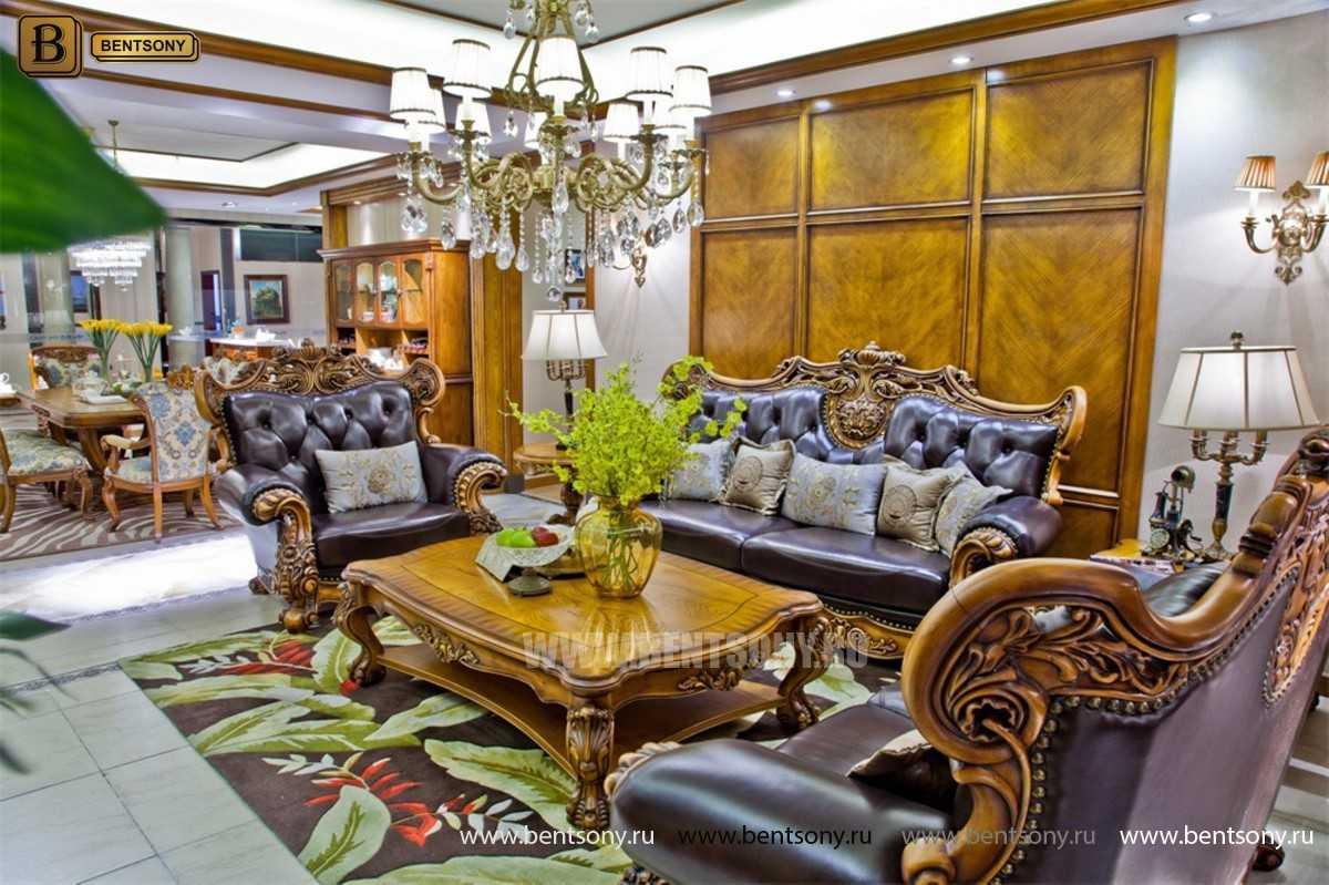 Кресло Дакота G (Натуральная Кожа) для квартиры