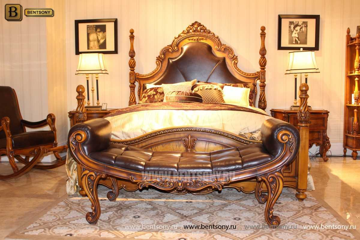 Спальня Дакота А (Классика, Натуральная Кожа) сайт цены