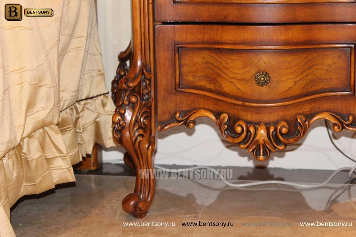 Спальня Дакота А (Классика, Натуральная Кожа) каталог мебели