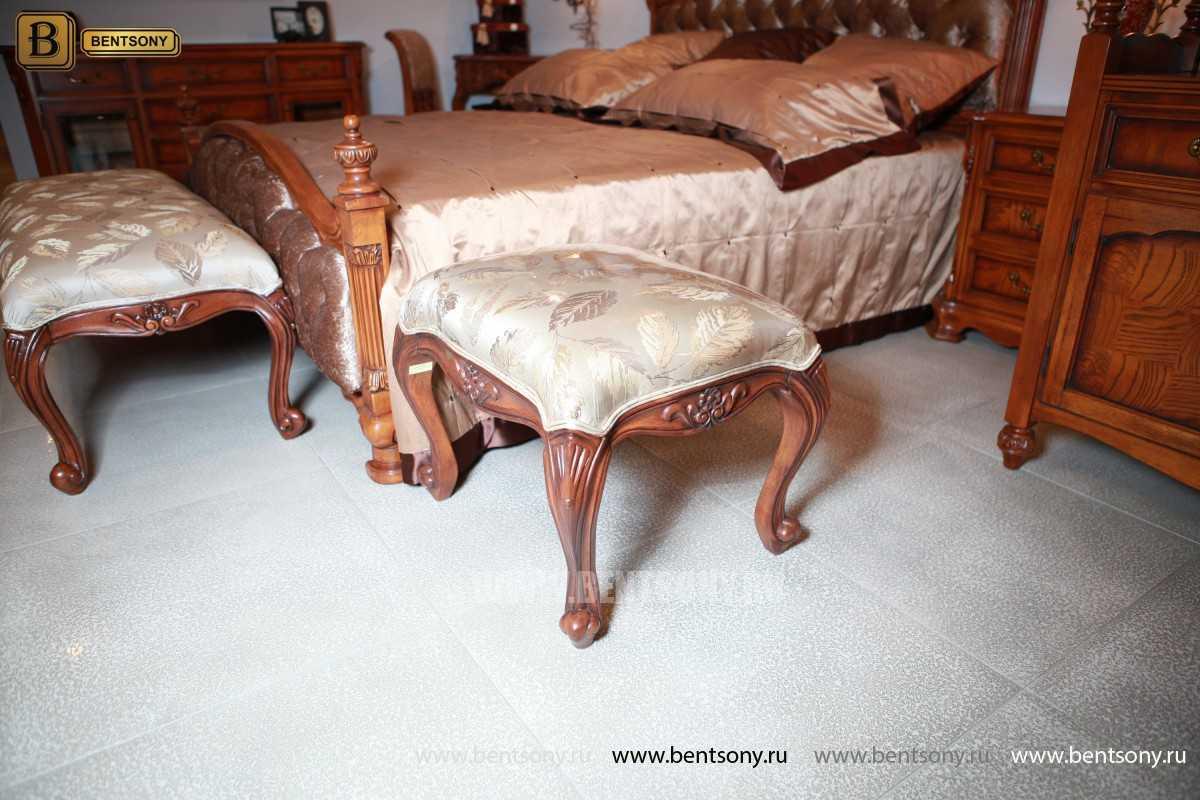 Пуф Монтана B (Классика, ткань) для дома