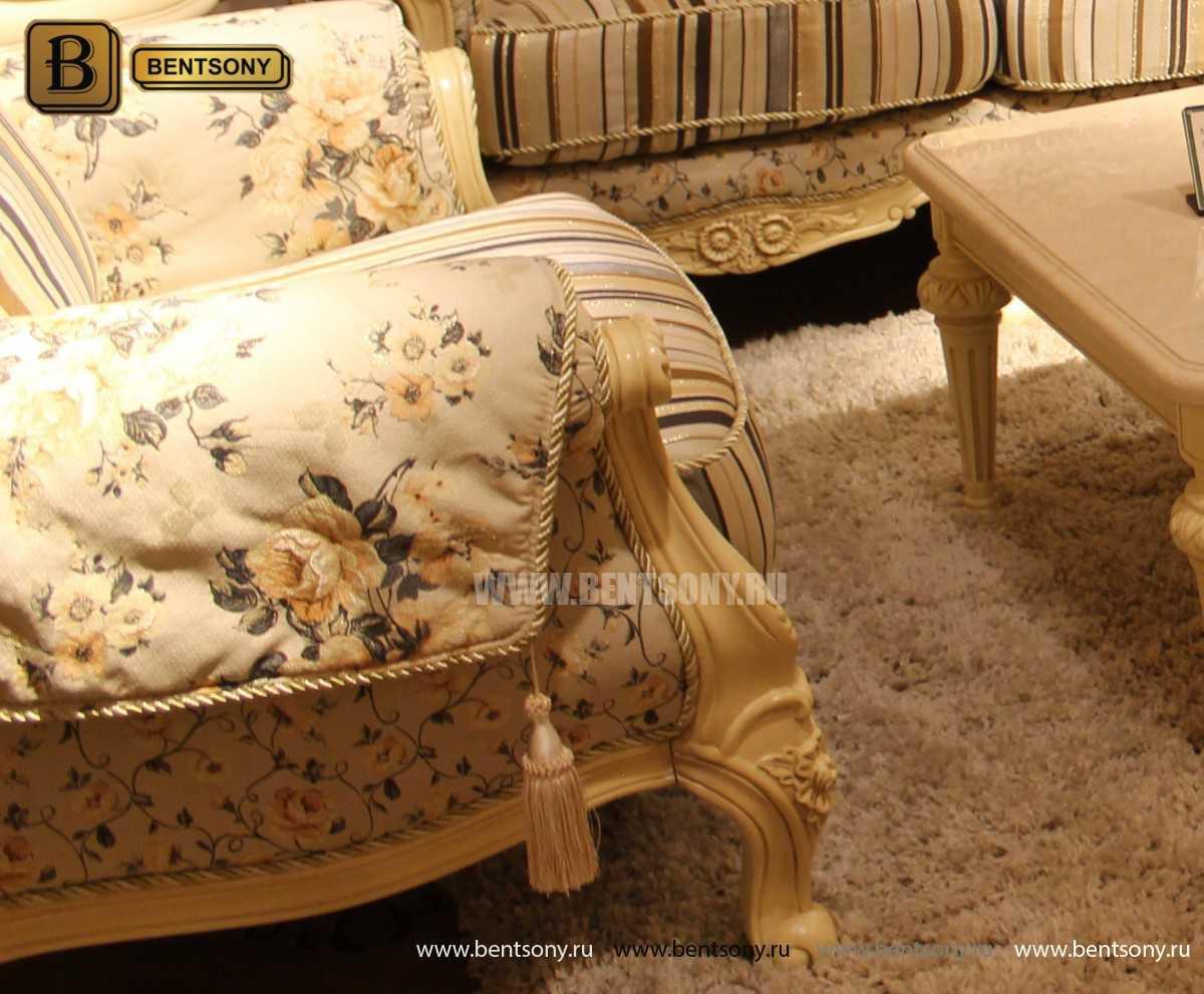 Гостиная Монтана Е (Классика, Ткань) фото