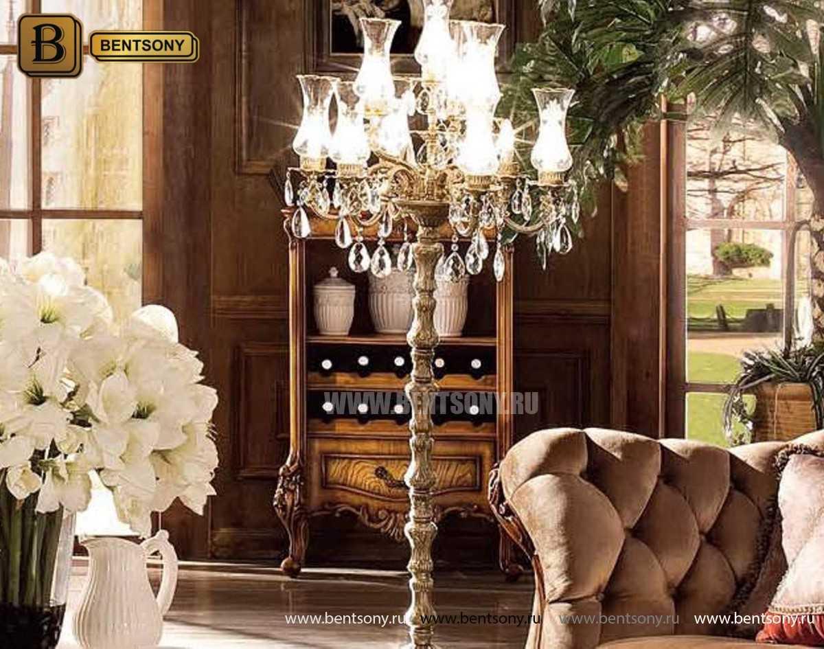 Тумба для хранения вина Дакота (Винный шкаф) купить в Москве