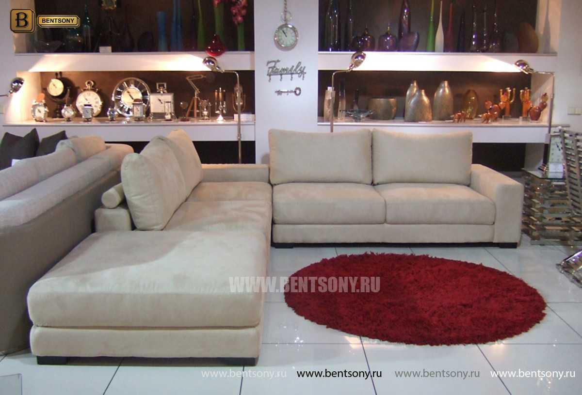 модульный диван Луиджи угловой москва