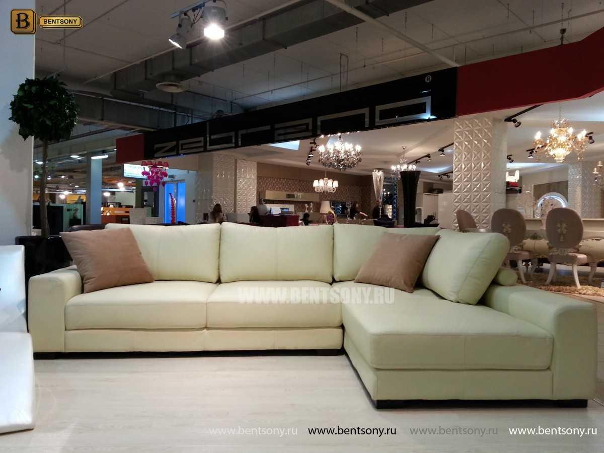 купить угловой диван Луиджи для гостинной
