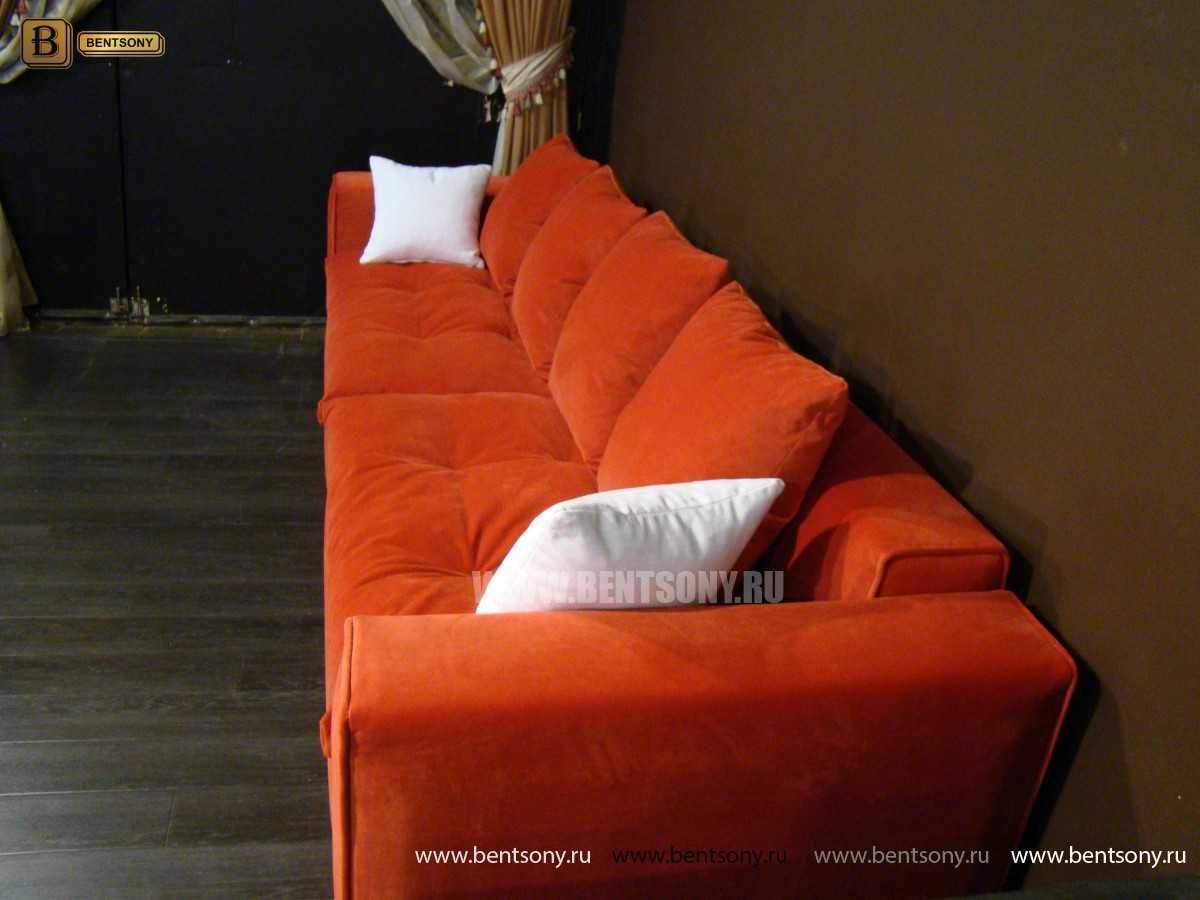 Прямой диван Бениамино фото