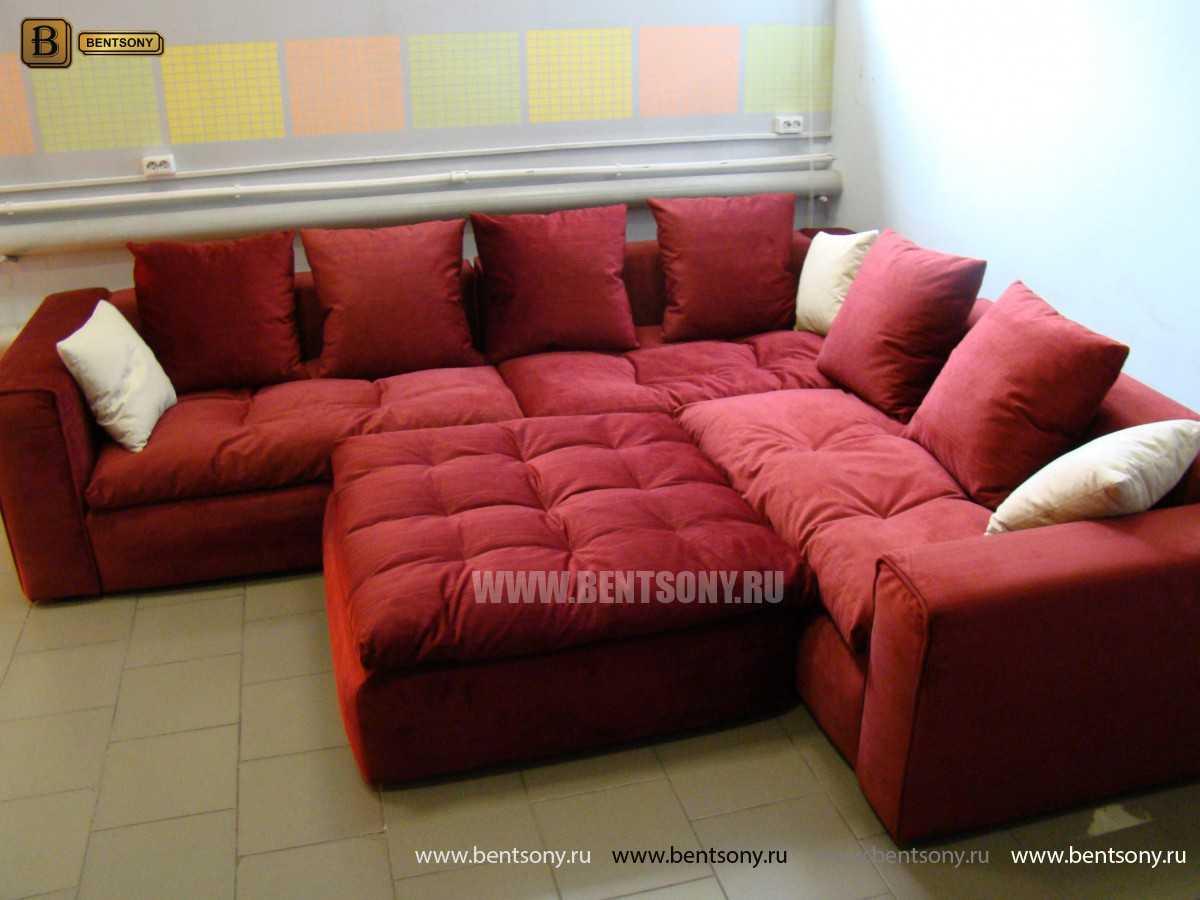 Спальный модульный диван Бениамино
