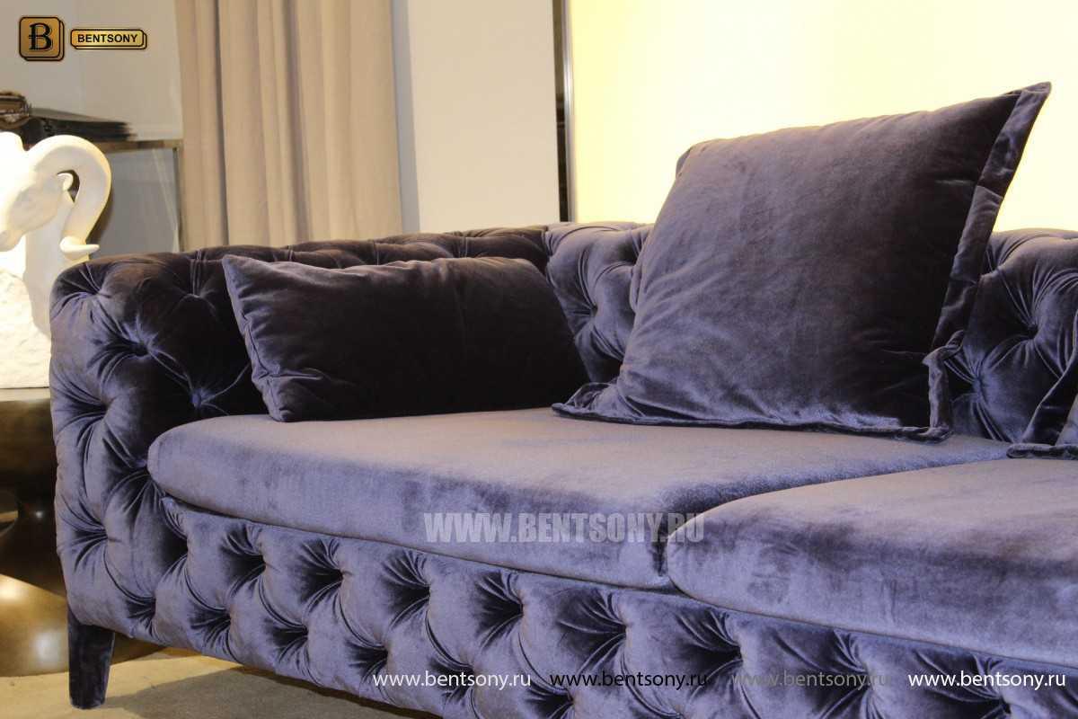 подушки дивана Скиллачи синий