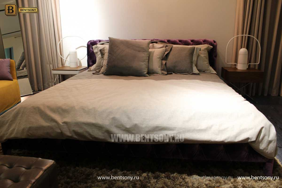 кровать капитоне Скиллачи