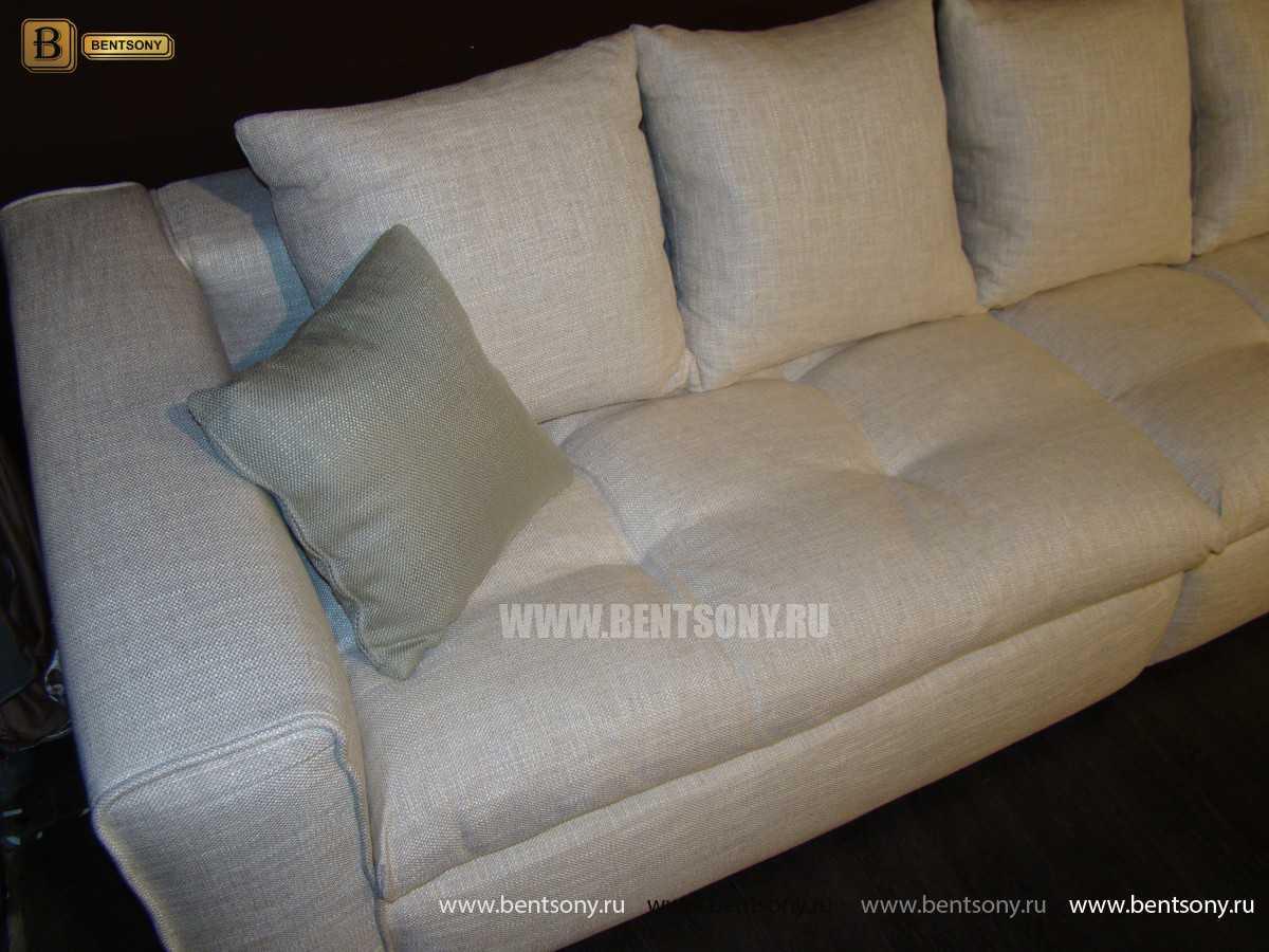 Два цвета подушек к дивану Beniamino