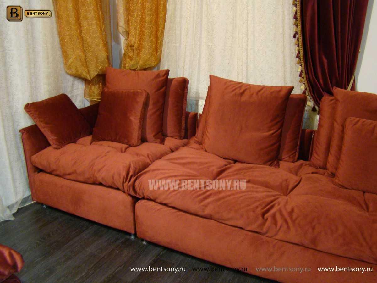 Ткань для обивки дивана велюр