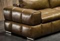 стильный кожаный диван Марчелло