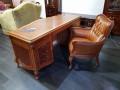 Письменный стол Флетчер А (Классика, массив дерева)