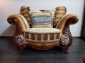 Кресло Вагнер С классическое (Подлокотники кожа) каталог мебели с ценами