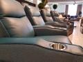 Диван Вердэ (Реклайнеры, Кожа, Домашний кинотеатр) каталог мебели с ценами