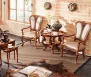 Кресло-стул Феникс (Массив дерева, ткань)