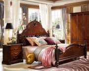 Кровать Крофорд B (Классика, Массив дерева)