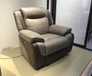 Кресло Фреско (Реклайнер, Натуральная Кожа, Ткань)