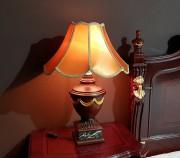 Светильник настольный Вагнер (Классика, массив дерева)