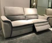Диван Фатто (Реклайнеры, Алькантара) каталог мебели с ценами