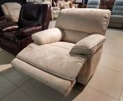 Кресло Капонело (Реклайнер, Ткань) каталог мебели с ценами