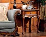 Столик под телефон Монтана А (Классика, массив дерева)