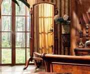 Зеркало в полный рост Монтана (Классика) каталог мебели
