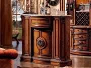 Барная стойка Монтана (Классика, столешница мрамор) каталог мебели