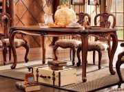 Обеденный стол Монтана (Классика, массив дерева)