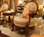 Кресло-стул Дакота А (Массив дерева)